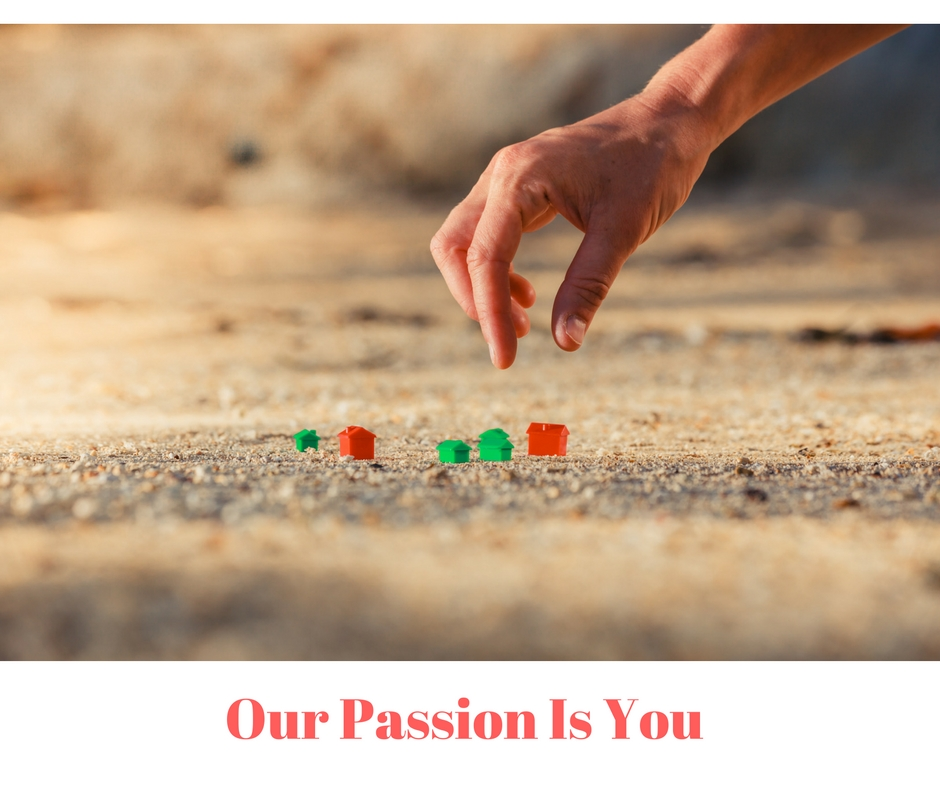 Our Passion Is You